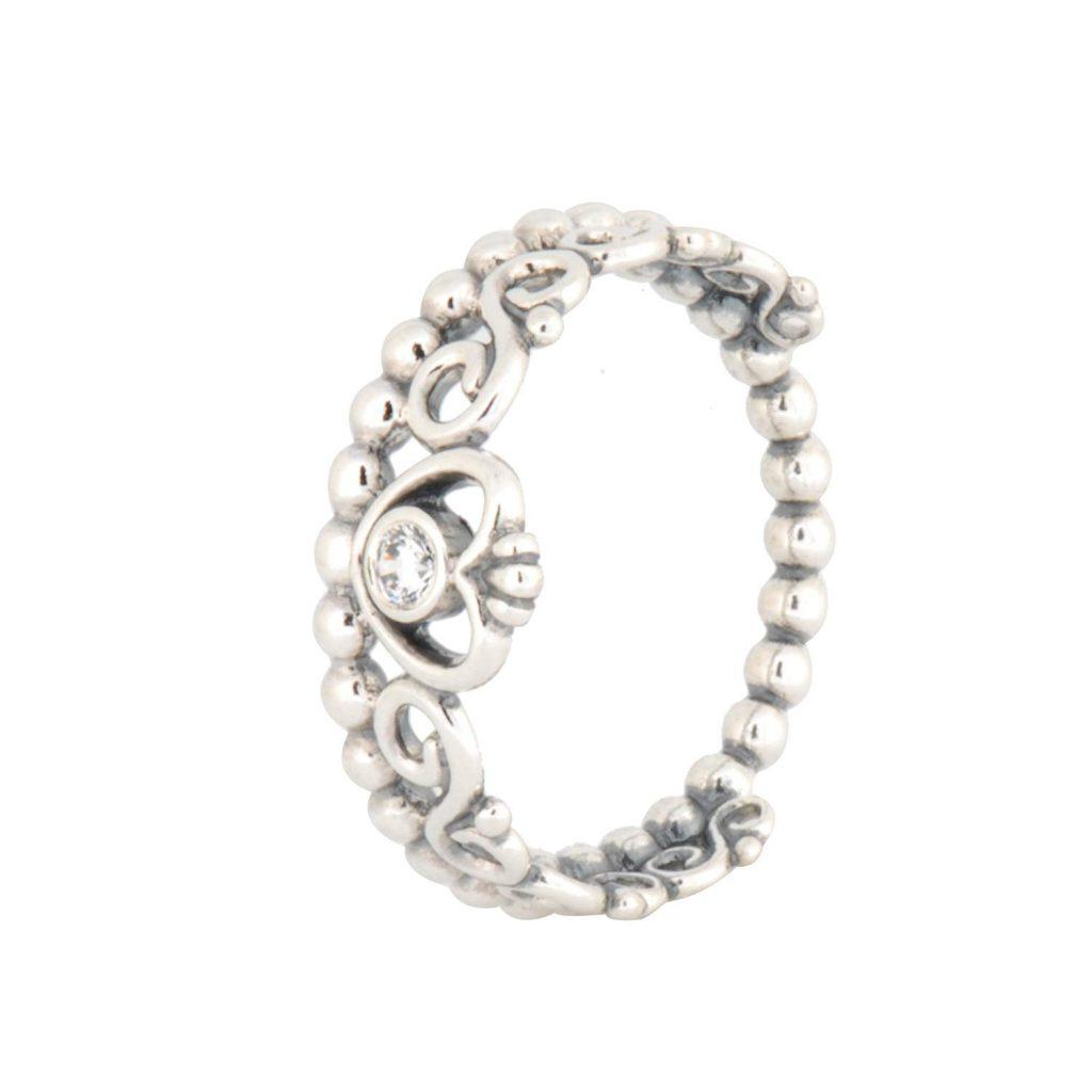 PANDORA My Princess Ring en plata de ley 925