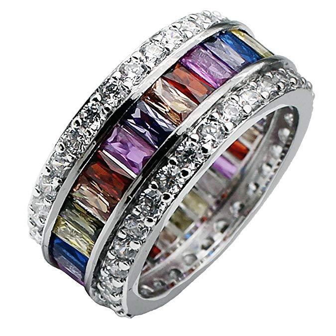 anillo de plata esterlina 925
