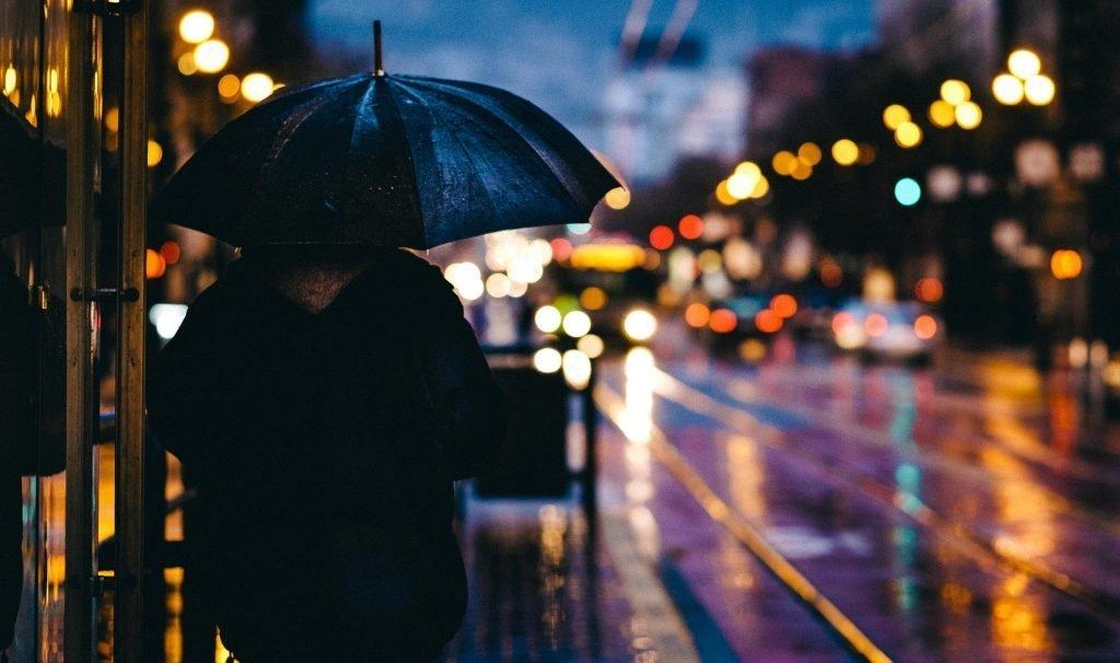 lluvia y humedad